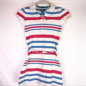 Tommy Hilfiger Short Sleeve Cotton Dress